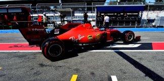 Sebastians Fetels, Foto: Ferrari
