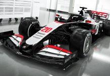'Haas' jaunais krāsojums, Foto: Haas F1 Team