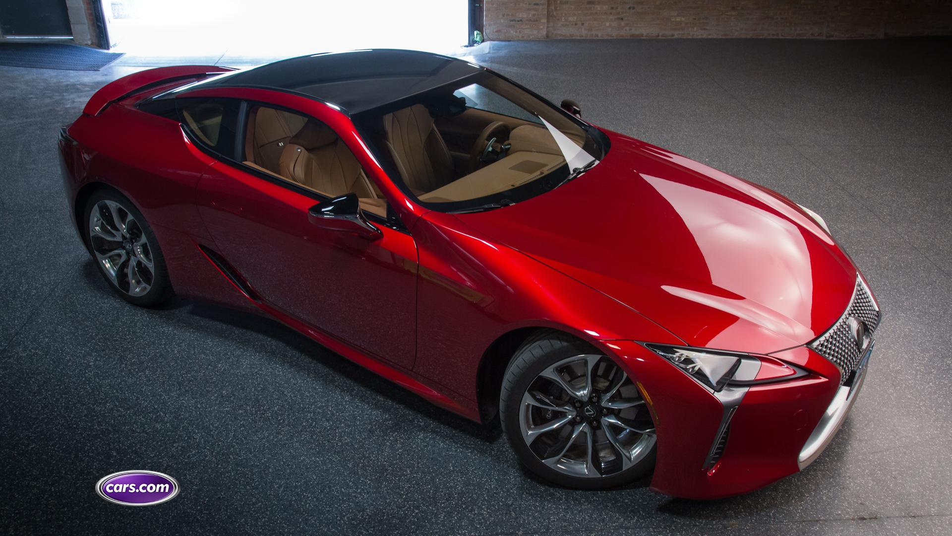 Lexus New models Pricing MPG and Ratings