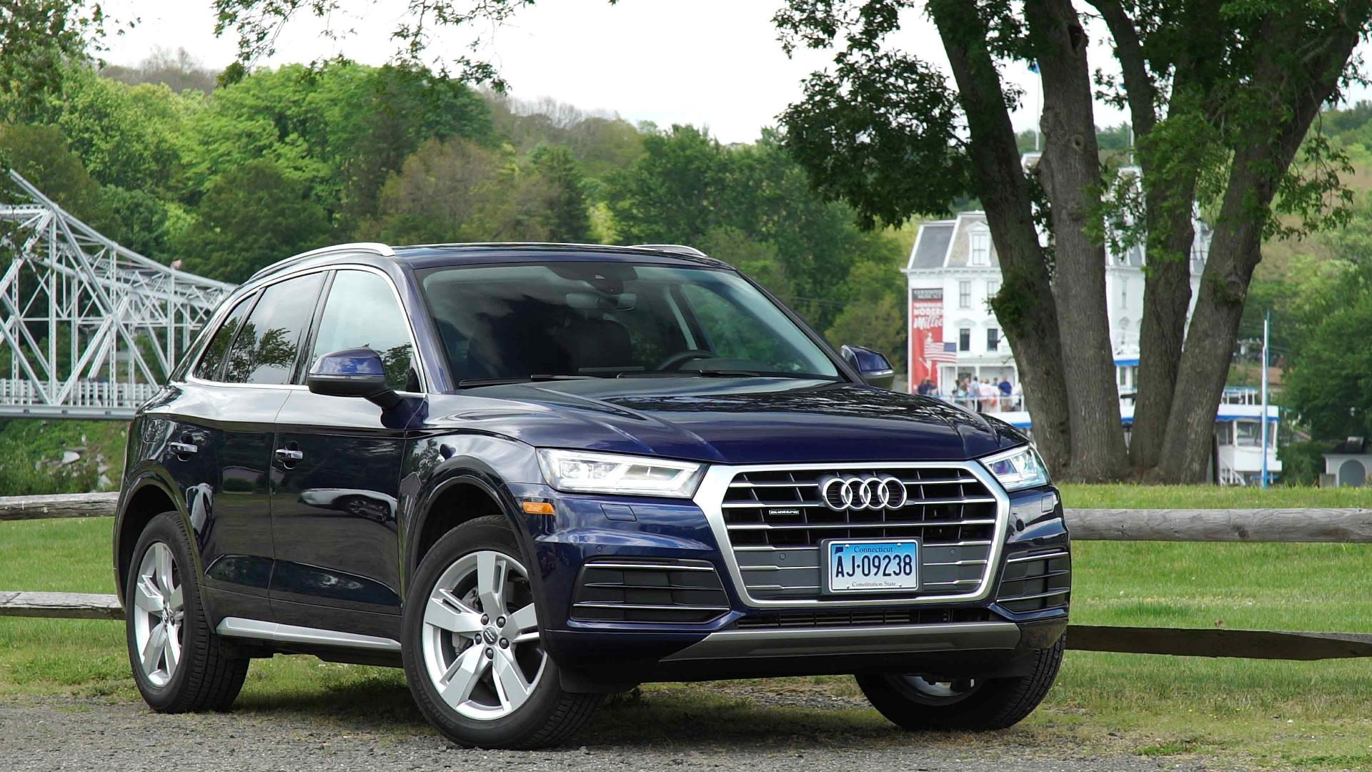 2018 Audi Q5 Reviews Ratings Prices Consumer Reports