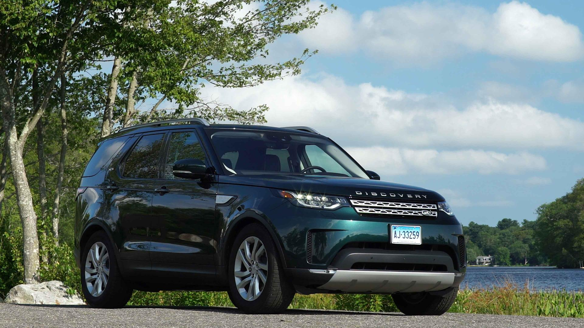 All New 2017 Land Rover Discovery Consumer Reports