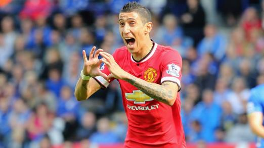 Flashback: Di Maria's sublime chip at Leicester