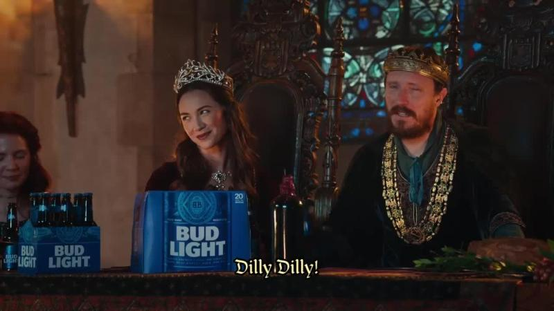 Image result for bud light dilly dilly
