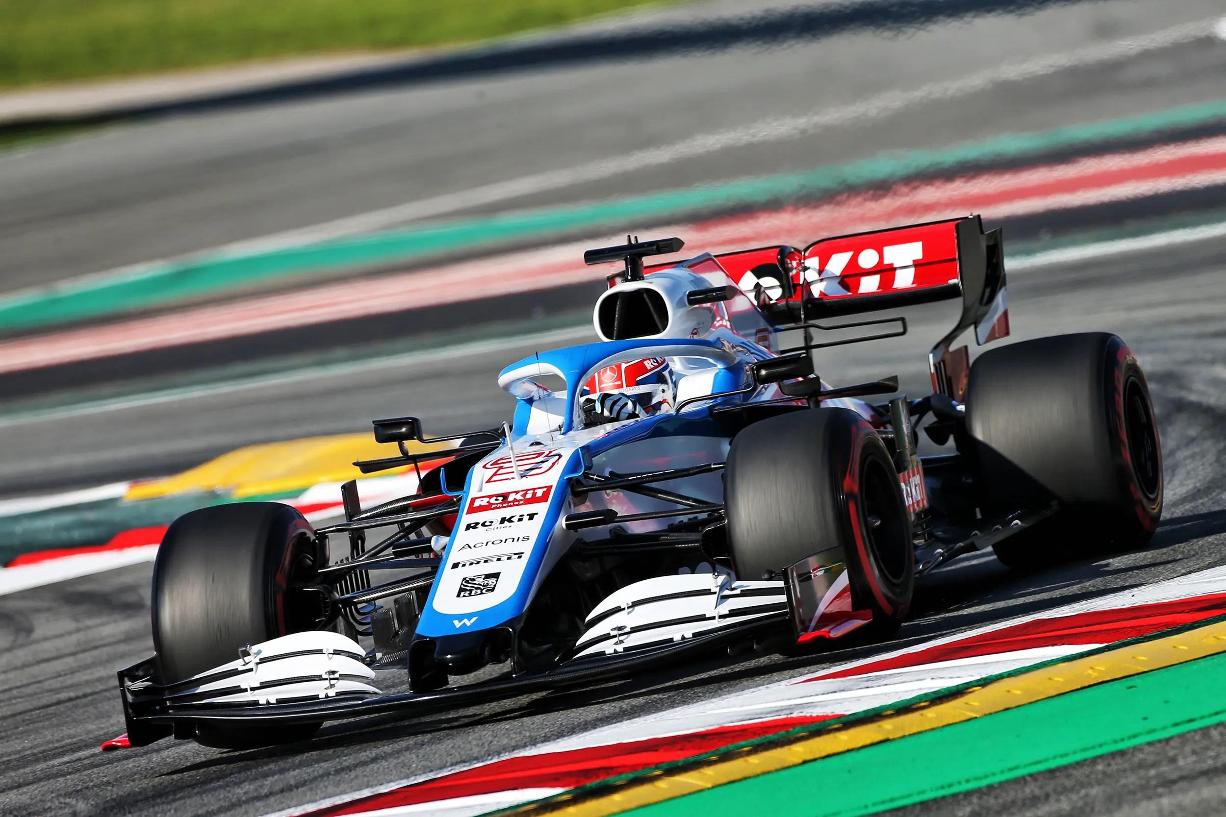 Mercedes teste un système innovant sur la direction de sa F1