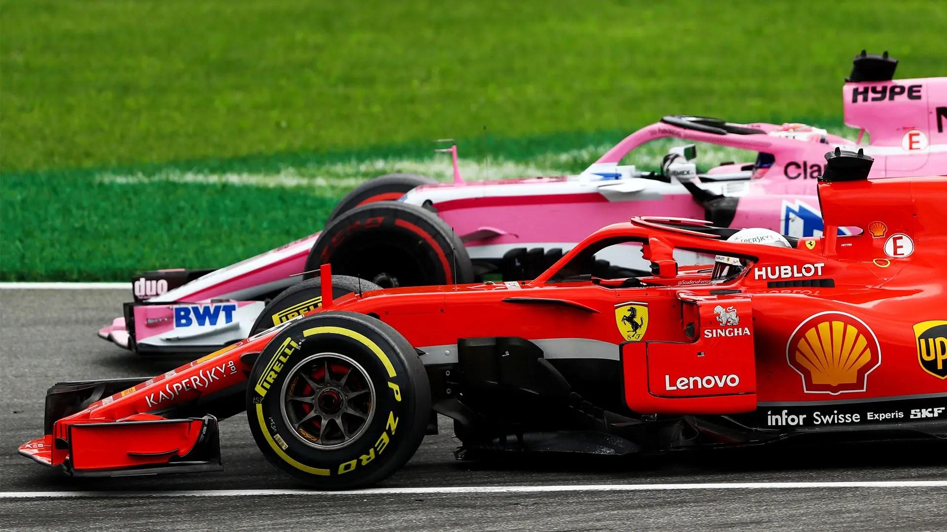 F1 : Sergio Pérez annonce son départ de l'écurie Racing Point