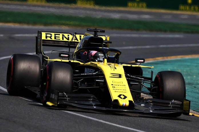 Daniel Ricciardo (AUS) Renault F1 Team RS19. Australian Grand Prix, Saturday 16th March 2019. Albert Park, Melbourne, Australia.