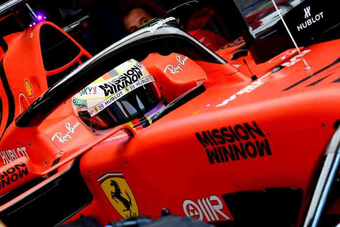 f1chronicle-2019 Chinese Grand Prix - Qualifying - Sebastian Vettel