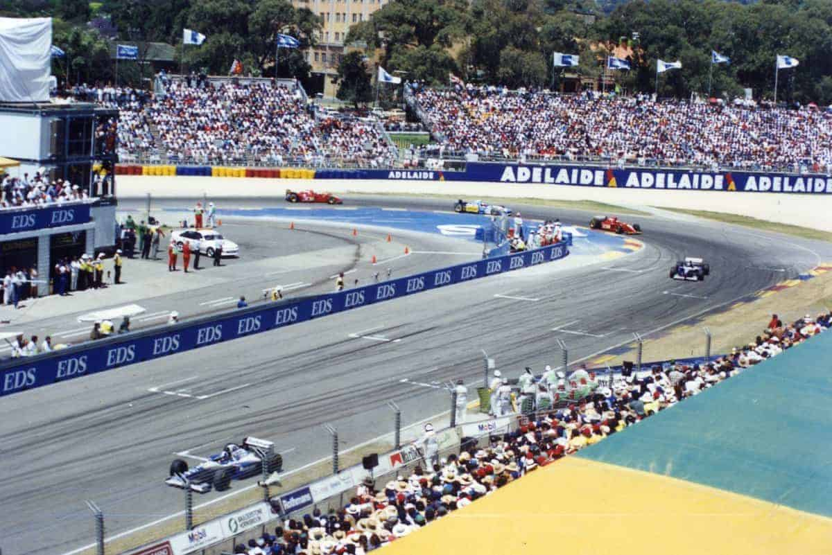 F1 1000 - Classics: 1995 Australian Grand Prix