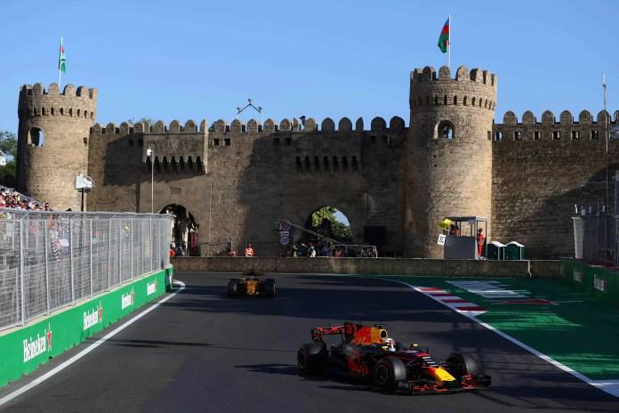 f1chronicle-Red Bull Racing - Azerbaijan Grand Prix