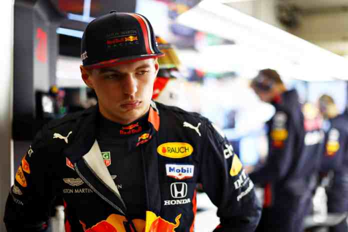 f1chronicle-2019 Chinese Grand Prix - Qualifying - Max Verstappen