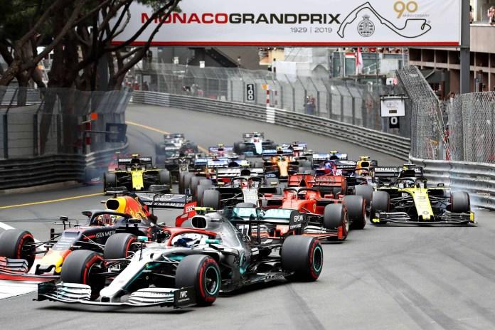 f1chronicle-2019 Monaco Grand Prix, Sunday.