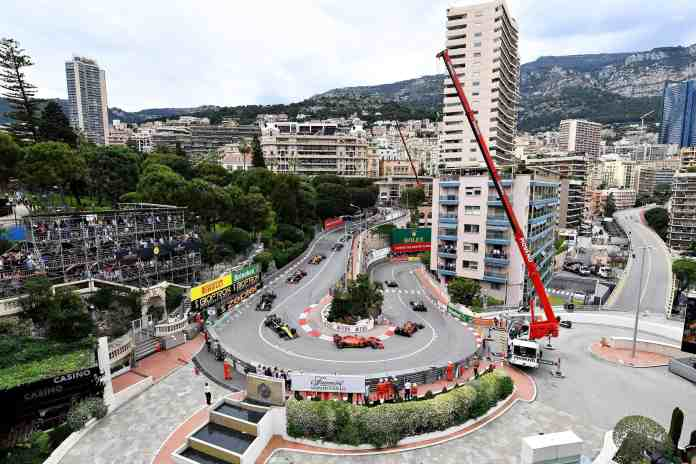f1chronicle-2019 Monaco Grand Prix