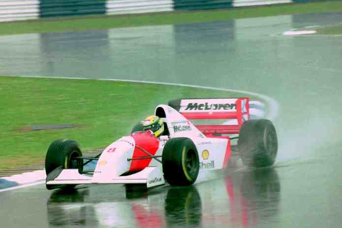 Ayrton Senna rain 1 Best F1 Podcast | F1 News | F1 Standings | F1 Chronicle