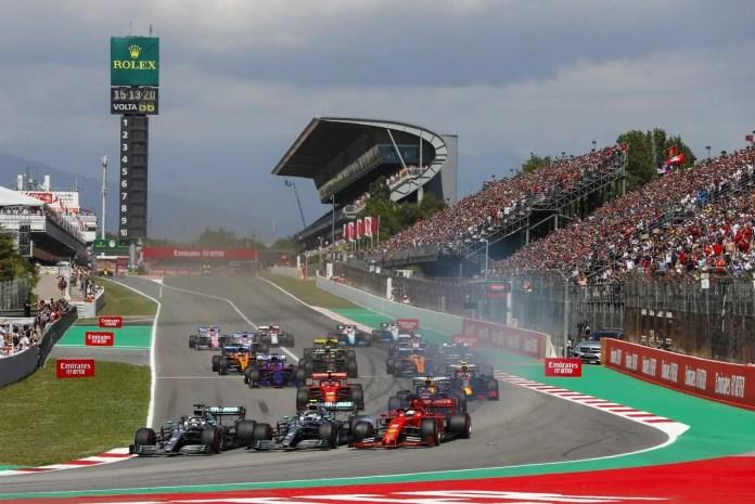 f1chronicle-2019 Spanish Grand Prix, Sunday - LAT Images
