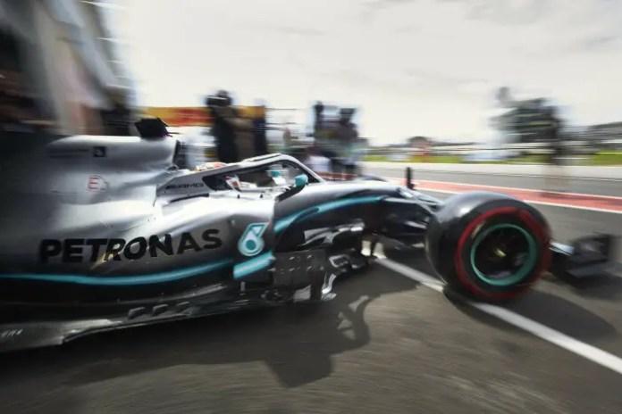 2019 French Grand Prix, Day 1 - Lewis Hamilton (image courtesy Mercedes AMG F1)
