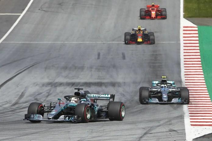 2018 Austrian Grand Prix, Sunday - Steve Etherington