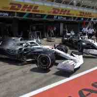 2019 German Grand Prix: Mercedes To Run Special Livery