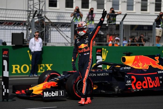 f1chronicle-2019 Hungarian Grand Prix, Saturday - Max Verstappen