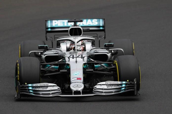 f1chronicle-2019 Hungarian Grand Prix, Friday - Lewis Hamilton (image courtesy Mercedes-AMG Petronas)