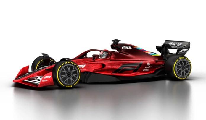 f1chronicle-2021 Formula 1 Regulations announced