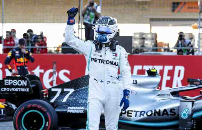 f1chronicle-2019 United States Grand Prix, Saturday - Valtteri Bottas (image courtey Mercedes-AMG Petronas)