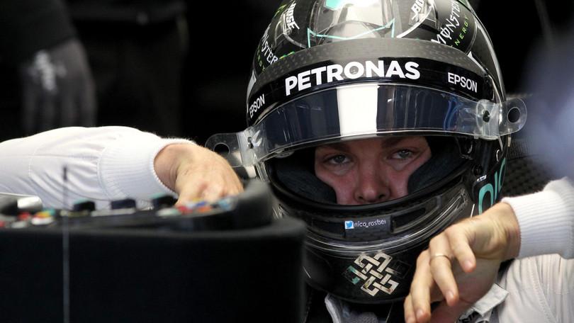 "Mercedes, Rosberg: ""In Brasile per vincere"""