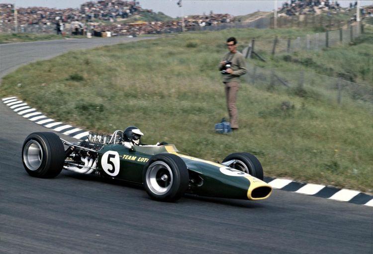 F1i Look Back: Jim Clark's milestone triumph for Formula 1
