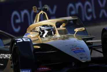 DS Techeetah Formula E