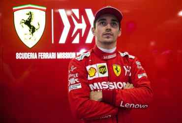 Ferrari Mission Winnow