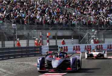 Formula E Berna Virgin Racing