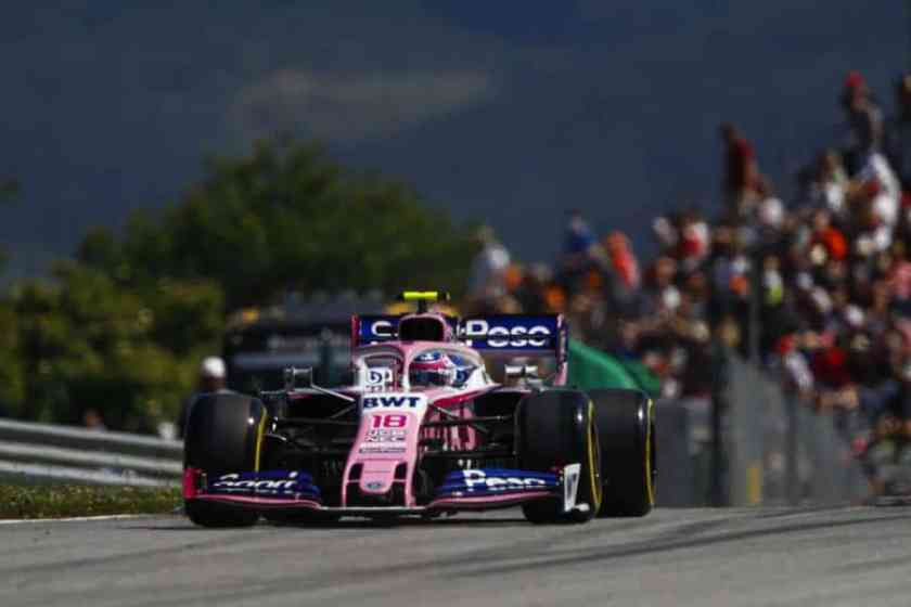 Gp austria qualifiche racing point