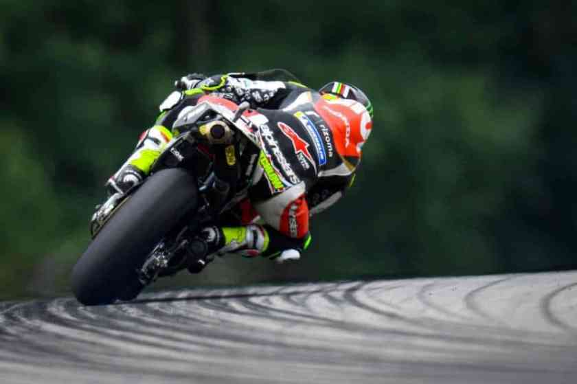 Motogp germania Crutchlow