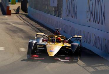 Vergne - ePrix New York (DS Techeetah)