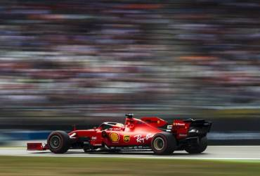 ferrari qualifiche Germania