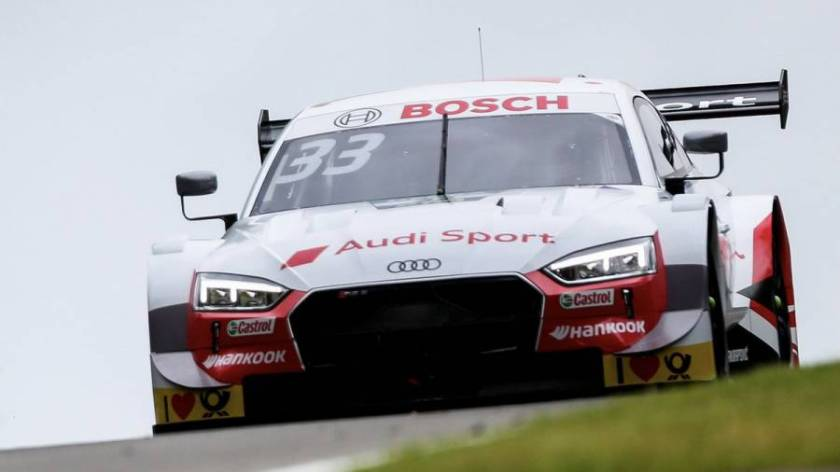 DTM Brands Hatch Qualifiche Gara 2