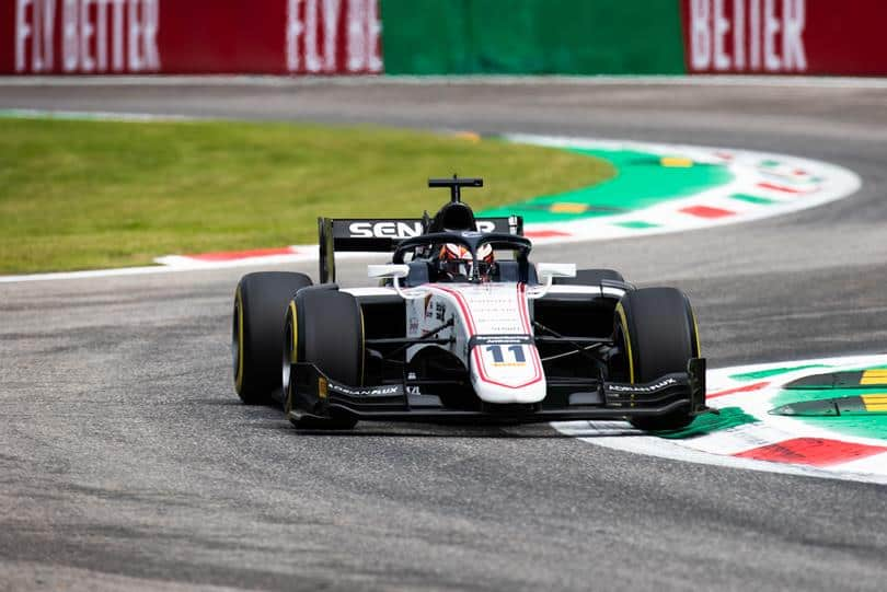 qualifiche gp italia f2