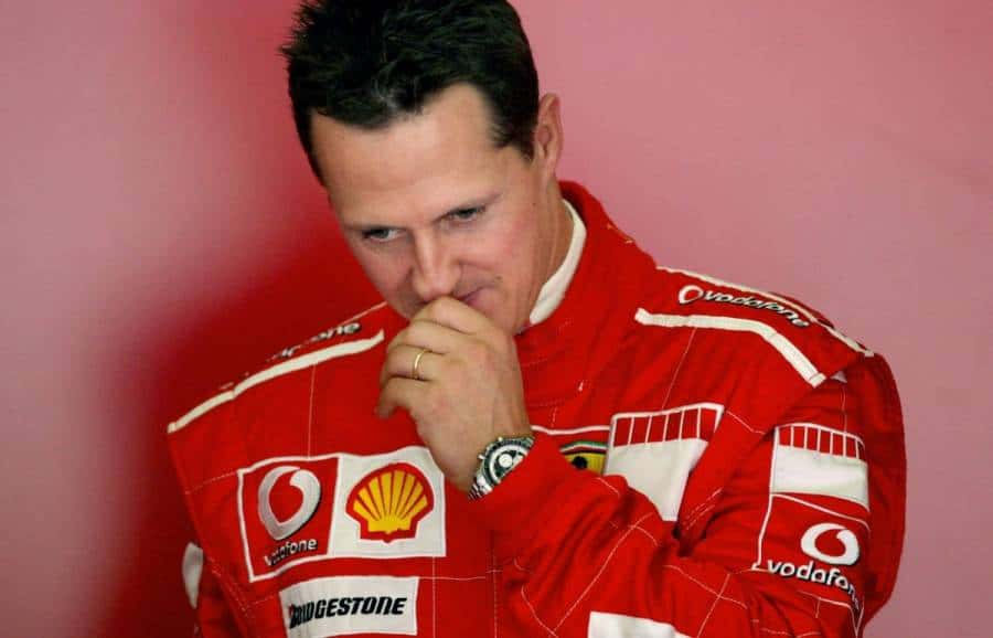 Schumacher, tabloid inglese: