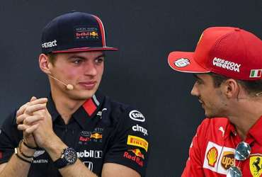 Verstappen conferenza stampa Giappone