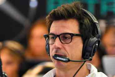 qualifiche gp messico toto wolff