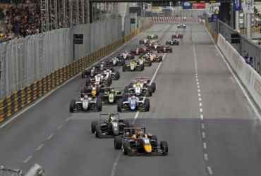 F3 GP Macao entry list