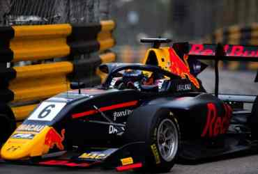 GP Macao F3 Qualifiche 2