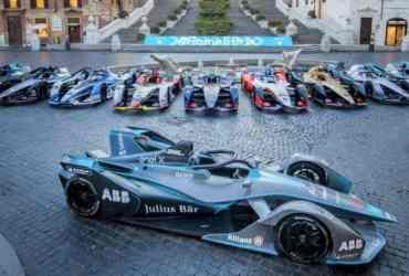 Vetture Formula E Roma - Entry list 2019
