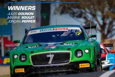 bathurst 12 ore Bentley