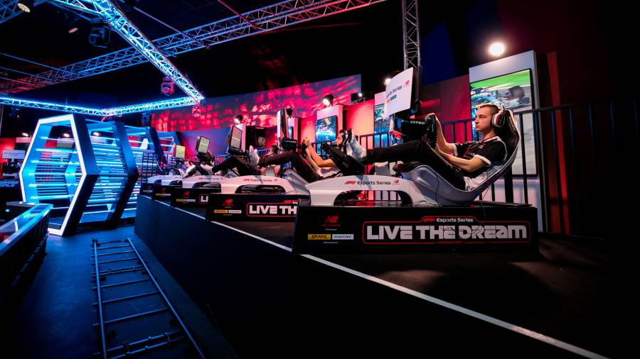 Formula 1 Virtual Grand Prix Series, al via le gare online
