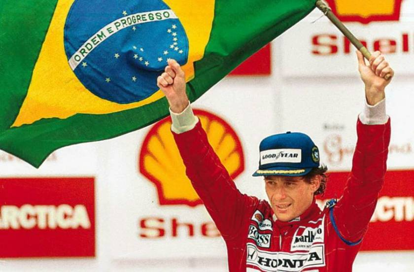 Interlagos Senna