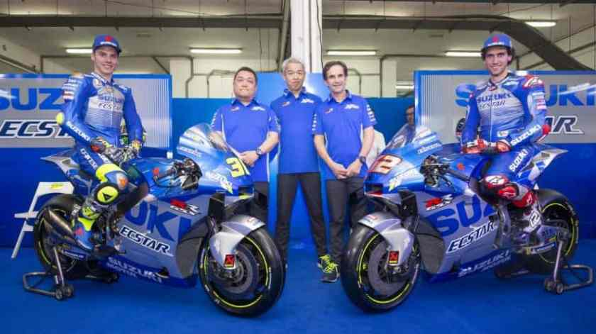 Suzuki team satellite