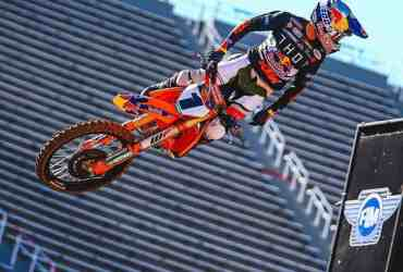 Supercross Salt Lake City #6