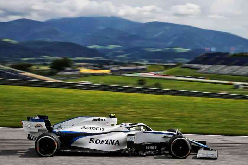 GP Austria Libere Williams
