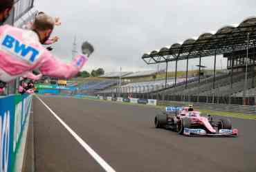 lance stroll racing point f1 perez ungheria 2020 mercedes 2019