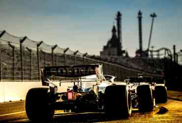 Williams GP Russia